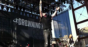 Drowning Pool Live
