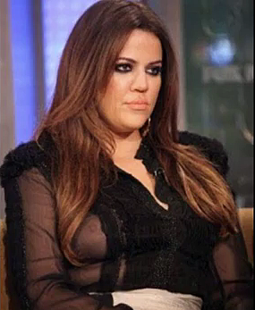 Khloe Kardashian Nip Slip On TV Show Fox & Friends – And I Don't ...