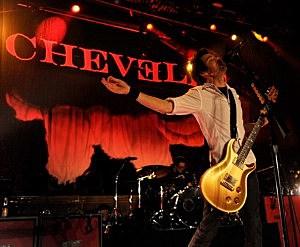 Chevelle - BuzzFest 2012 - Wichita Falls