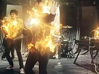 Linkin Park Burn it Down