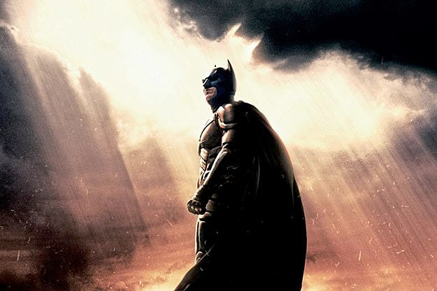 The Dark Knight Rises -review