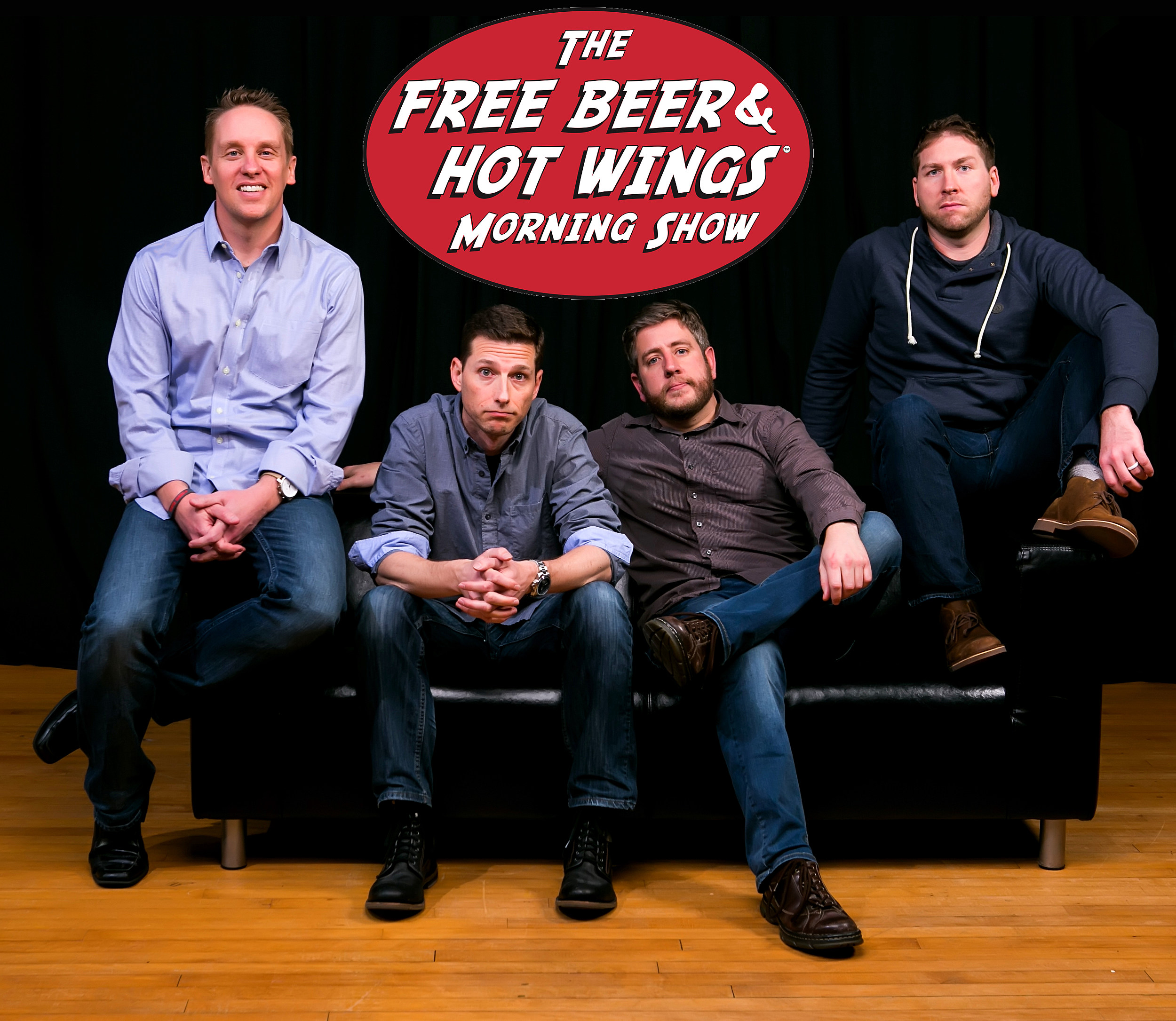 Free Beer and Hot Wings - Live Stream