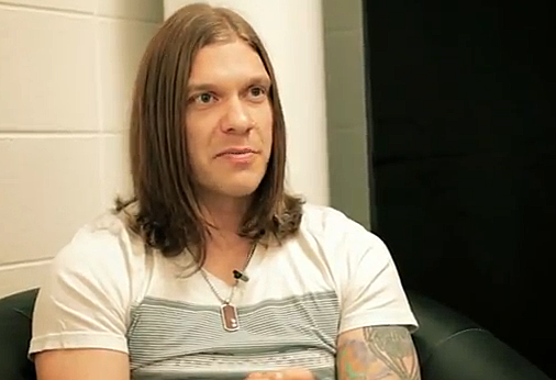 Brent Smith Of Shinedown Reveals Why He Sings Video