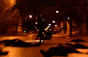 Zombie Crawl Harlem Shake
