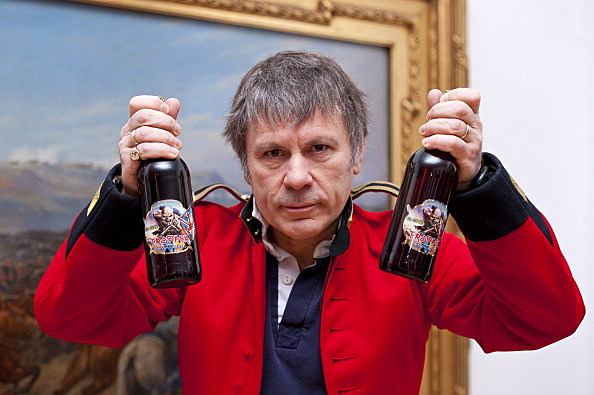 Bruce Dickinson Launches New Beer - 'Trooper'