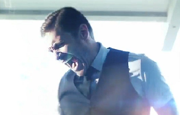 "Brent Smith of Shinedown in ""I'll Follow You"" Music Video"