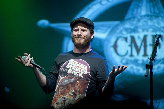 Corey Taylor Robbed