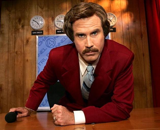 Ron Burgundy - Will Ferrell
