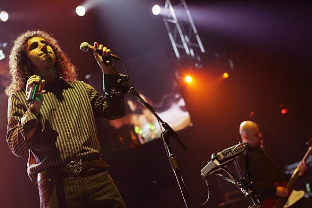 System Of A Down In Concert