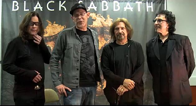 Black Sabbath Haunted House