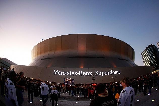 Mercedes Benz Superdome