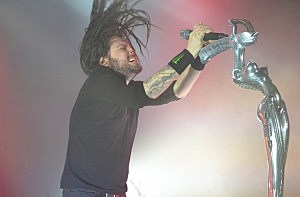 Korn Live in Wichita Falls (©TSM)