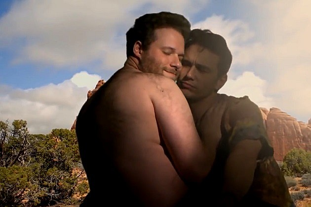 James Franco And Seth Rogen - Bound 2