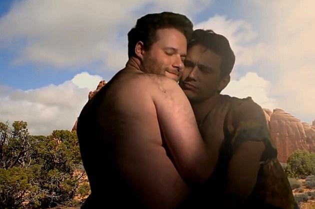 James Franco And Seth Rogen - Bound 2