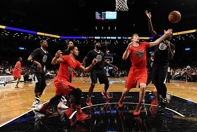 chicago bulls and brooklyn nets