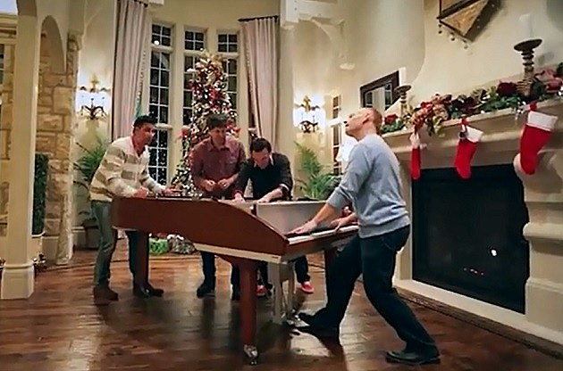 "The Piano Guys - ""Angels We Have Heard On High"""