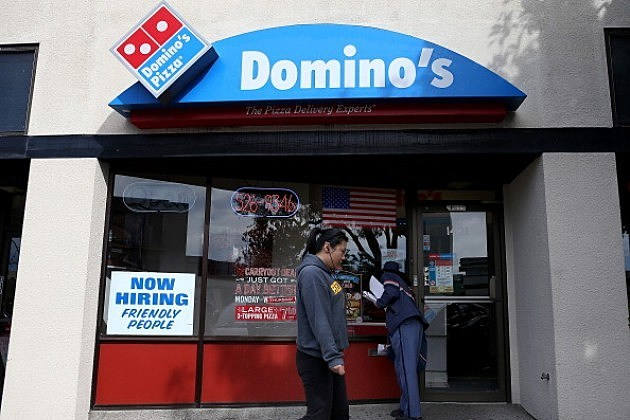 Man Tweets Domino's Because Pizza Burned his Penis