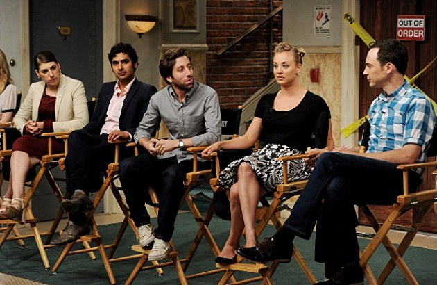 The Big Bang Theory Renewed
