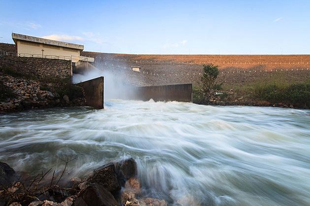 Portland Dumps Water