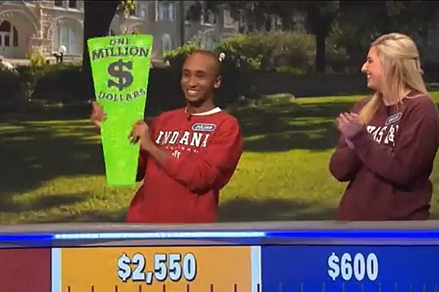 The Worst Wheel of Fortune Contestant Ever