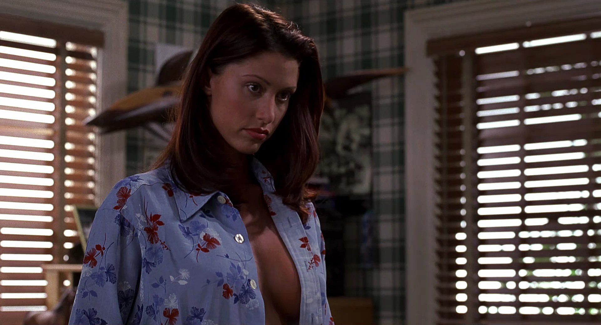 Shannon elizabeth nude boobs in american pie picture