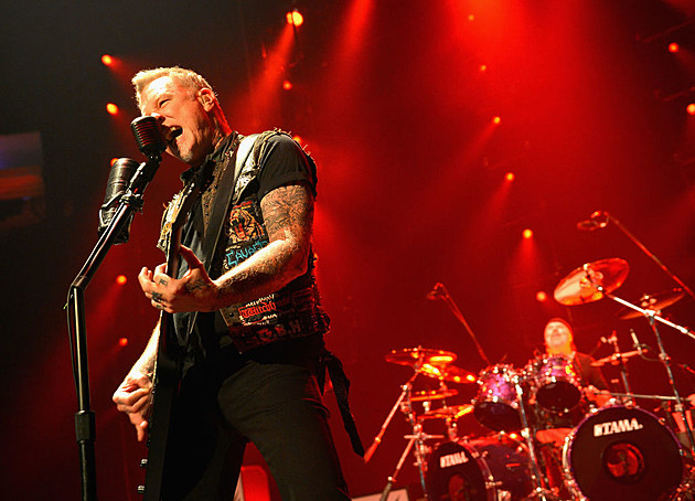 Citi Sound Vault Presents Metallica