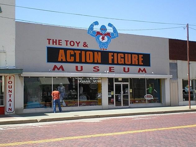 Toy museum oklahoma