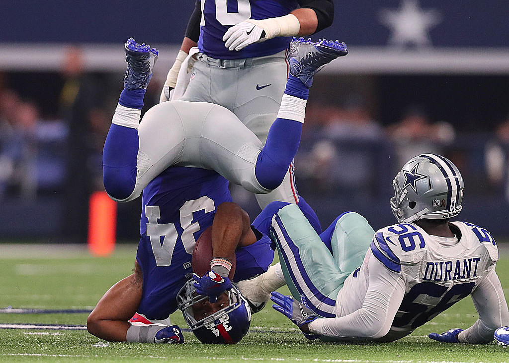 New York Giants v Dallas Cowboys