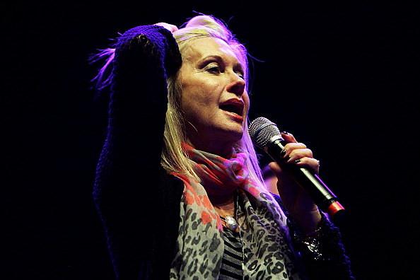 Olivia Newton-John Rehearses With Sydney Symphony